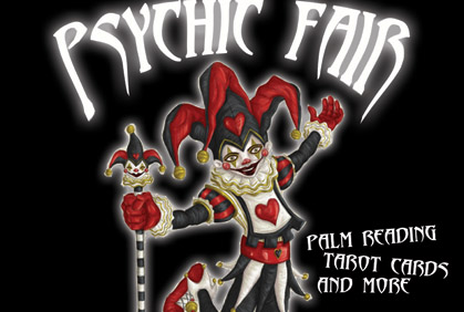 Psychic Fair poster